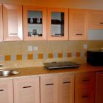 Kuchyňka blíže